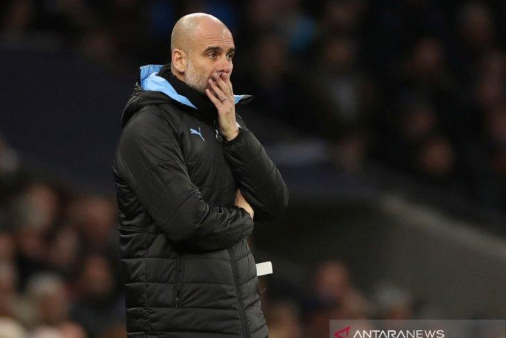 Guardiola akui bakal dipecat jika tidak juarai Liga Champions