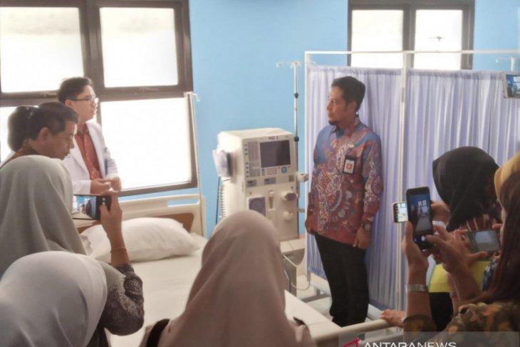 RS Meloy Kutai Timur dilengkapi fasilitas alat pencuci darah