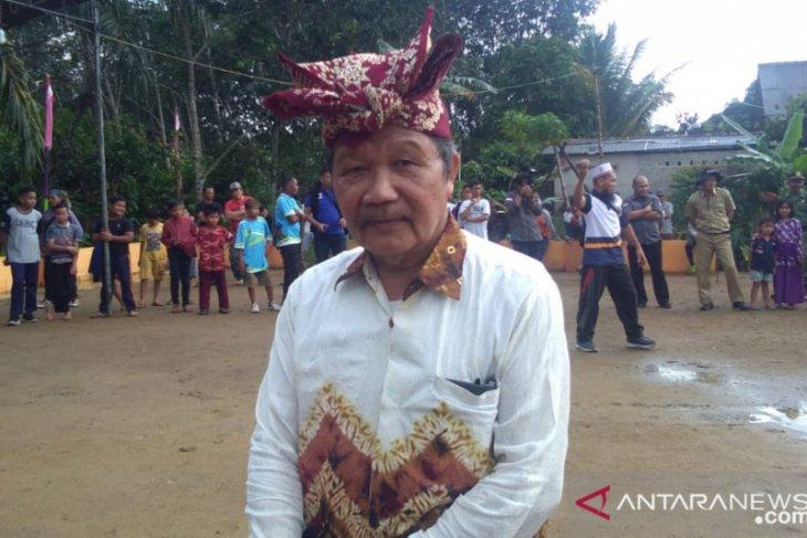 Gasing Bangka Belitung  dikenalkan di tujuh negara