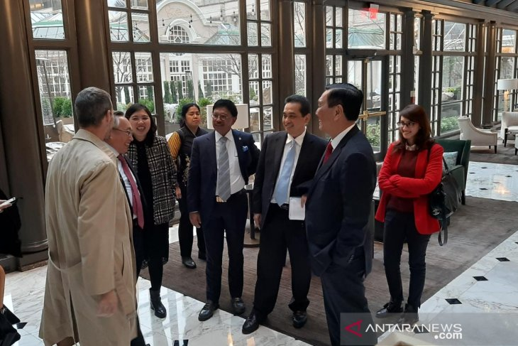 Trade minister targets exploring opportunities to enter US market