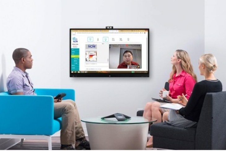 S-Cube Smartboard with UC.NOW Meeting Software Launched for Sudden 'Work-At-Home' Staffing Needs