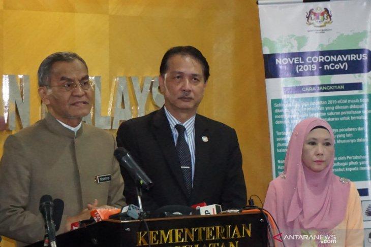 Positif virus corona di Malaysia jadi 19 orang