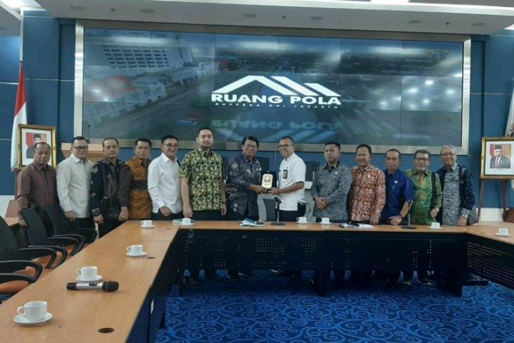 Dalami e-Reses dan e-Musrenbang, Banggar DPRD Studi Banding ke Bappeda DKI Jakarta