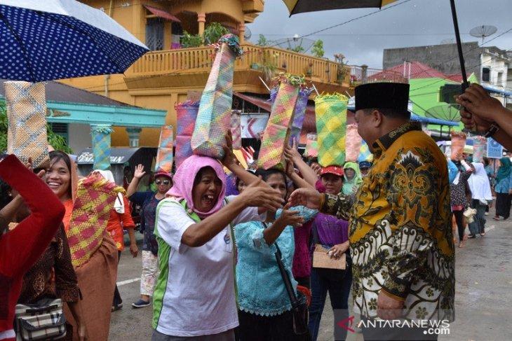 Ribuan peserta ikuti Pawai Taaruf MTQ dan FSQ Kota Sibolga 2020