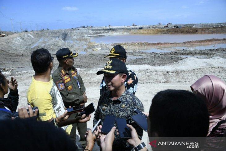 Pemerintah Kabupaten Bangka ajak PT Timah bahas penambangan sepadan pantai