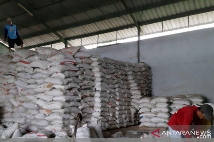 Aman penuhi standar, cadangan pangan Pemkab Serang capai 210 ton