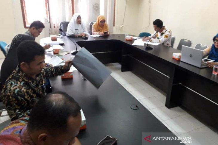 Dinas Pangan gelar rapat kerja bersama Pokja