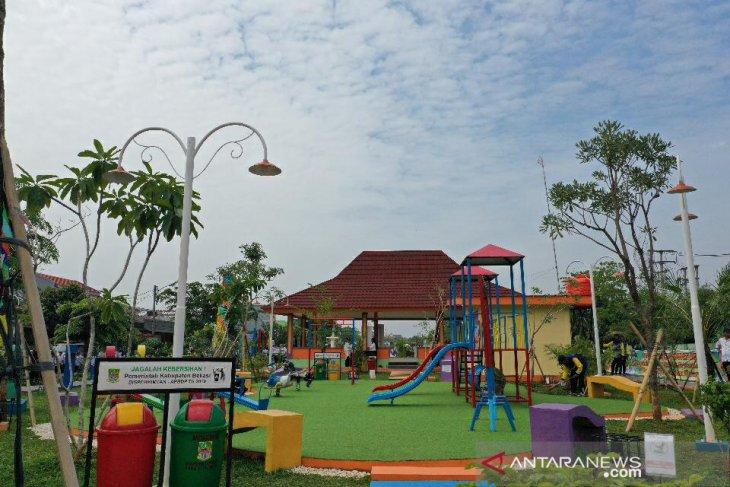 Pemkab Bekasi sulap lahan kosong jadi destinasi wisata ramah anak