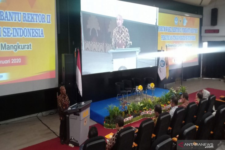 ULM ingin berkontribusi lebih di Forum WR II PTN Se-Indonesia