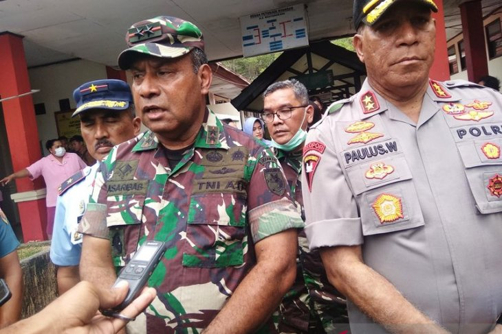 Bad weather caused Indonesian Army's Mi-17 crash in Papua: official