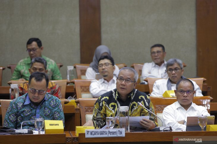 Rapat Komisi VI DPR dengan BUMN