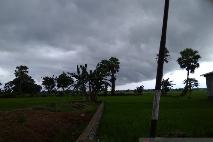 BMKG prakirakan Banjarnegara hujan lebat pada Senin