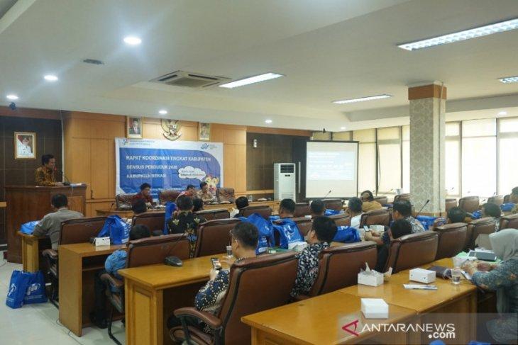 Pemkab Bekasi-BPS gelar rakor sensus penduduk 2020