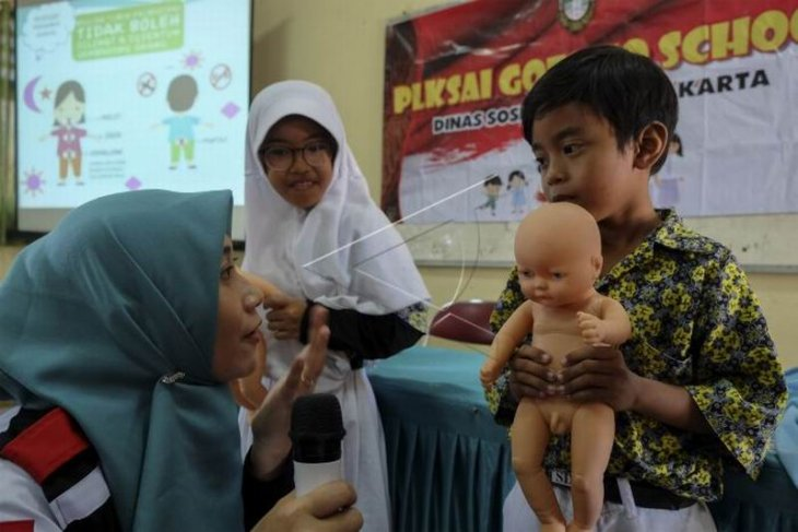 Sosialisasi antisipasi kekerasan anak