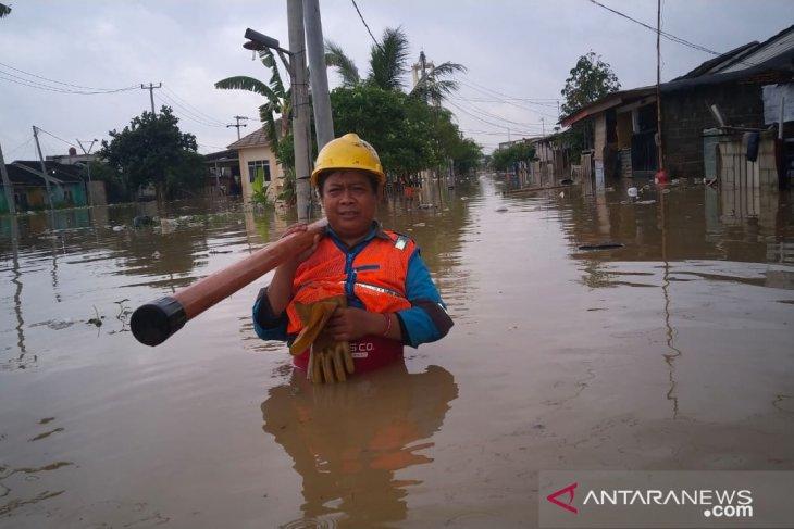 PLN kirim 451 personel ke lokasi banjir
