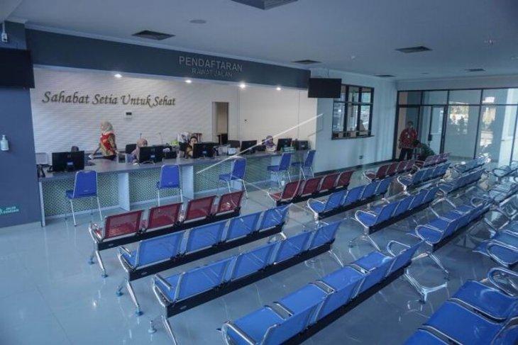 RSUD Bung Karno belum melayani pasien BPJS Kesehatan
