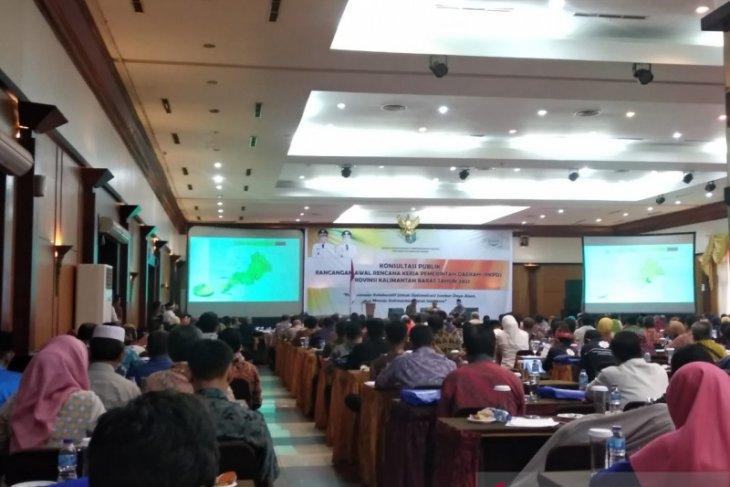 Wagub Kalbar: Rencana pembangunan didukung survei lokasi hasilkan infrastruktur-berkualitas