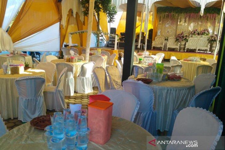 Resepsi pernikahan di Bengkulu batal, mempelai pria diketahui seorang wanita