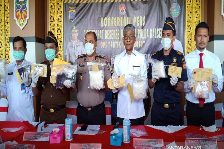 Miris! remaja 16 tahun asal Jakarta bawa 4,97 kilogram sabu dengan iming-iming Rp50 juta