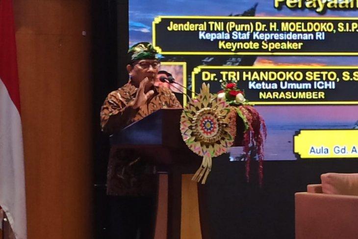 Moeldoko: Indonesia bisa menjadi pemimpin dunia