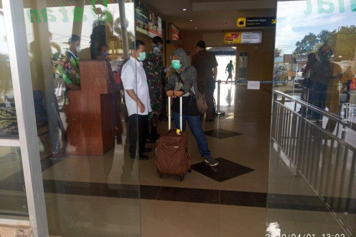 Papua Barat terapkan standar keamanan COVID-19 pada transportasi udara