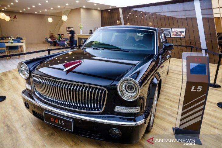 Mobil ikonis China Hongqi cetak rekor penjualan tertinggi 1