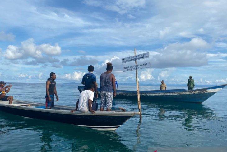 Masyarakat Yenbuba Raja Ampat larang penangkapan ikan di kawasan menyelam