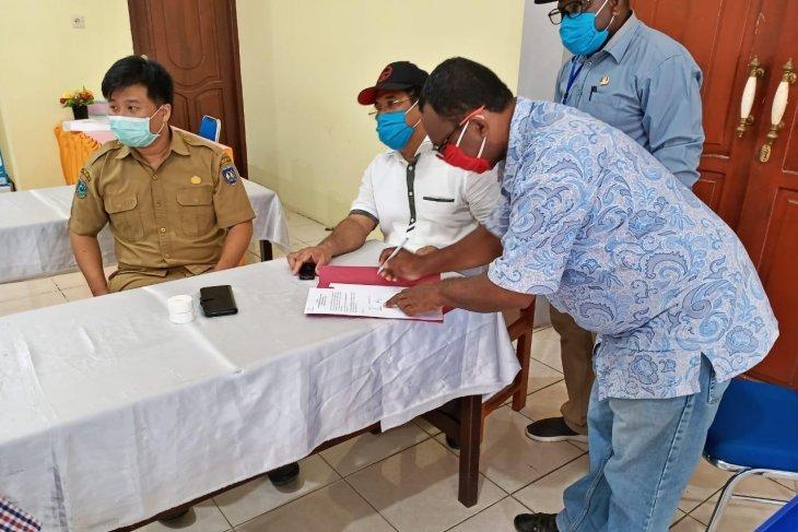 SKK Migas-Genting Oil berikan bantuan alat kesehatan untuk Pemda Bintuni