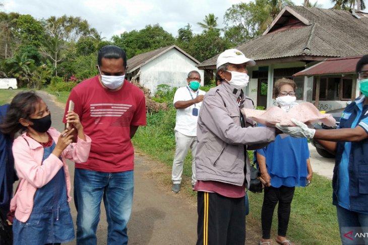 Pasien COVID-19 sembuh Kota Sorong dipulangkan
