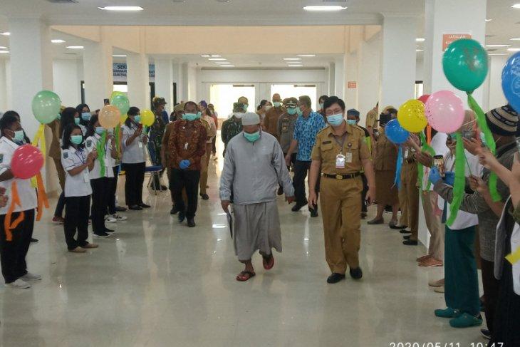 Pasien positif COVID-19 sembuh di Papua Barat kian meningkat