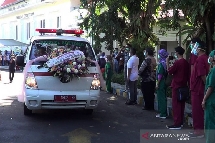 115 Indonesian doctors die of COVID-19