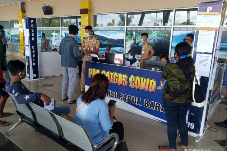 Warga Papua Barat diharap siap menuju normal baru