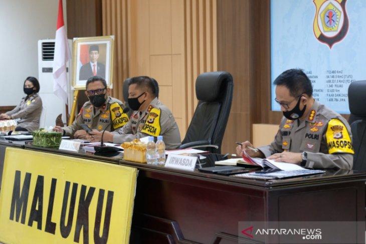 Kapolda Maluku : Polri sudah bekerja baik dan maksimal