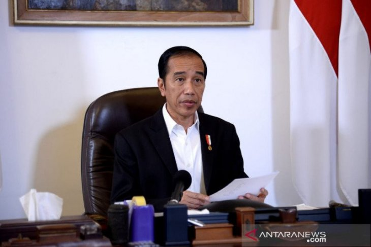 Jokowi highlights two key issues at virtual 36th ASEAN Summit