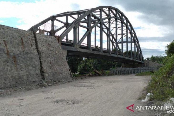 DPRD soroti pembangunan dua jembatan di Wondama