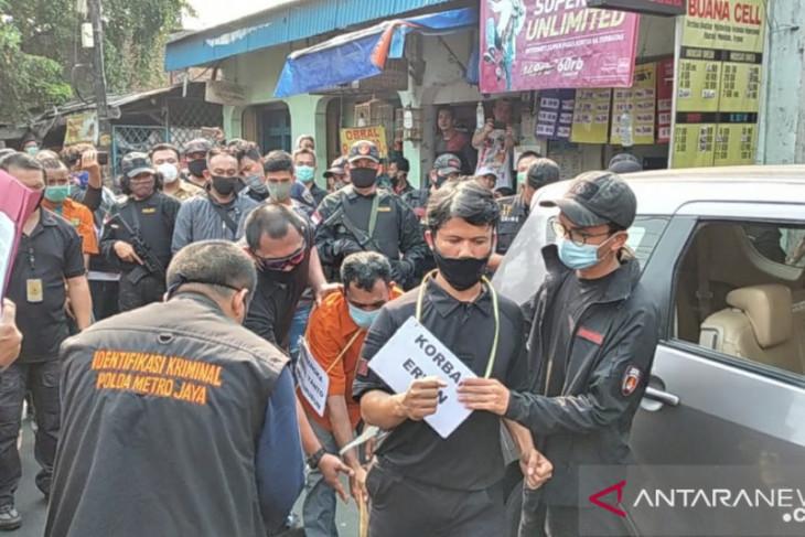 Korban penganiayaan kelompok John Kei menyerahkan proses hukum ke polisi