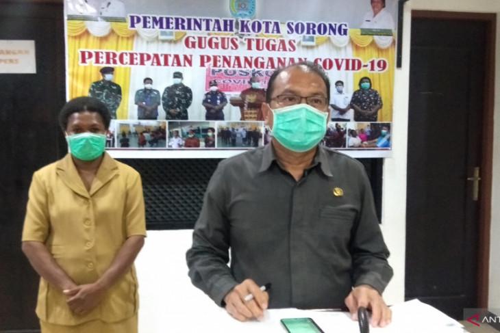 Pasien positif COVID-19 sembuh Kota Sorong menjadi 56 orang