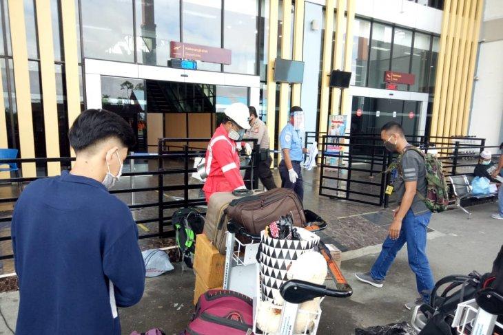 Aktivitas penerbangan di Bandara Timika mulai normal