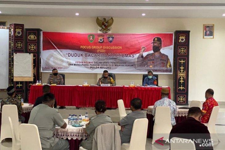 Kapolda Maluku : tiga hal harus diketahui hadapi pandemi COVID – 19