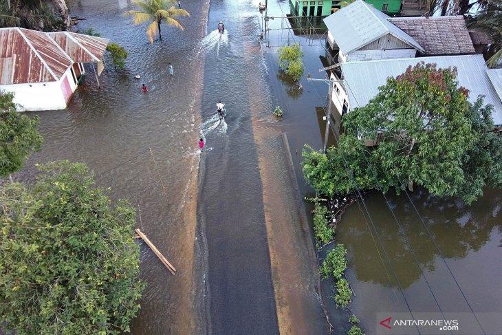 Banjir luapan Sungai Konaweha