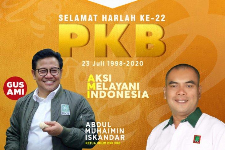 DPW PKB Maluku peringati Harlah komitmen layani rakyat