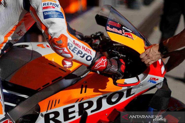 Marquez bakal absen 2-3 bulan ke depan