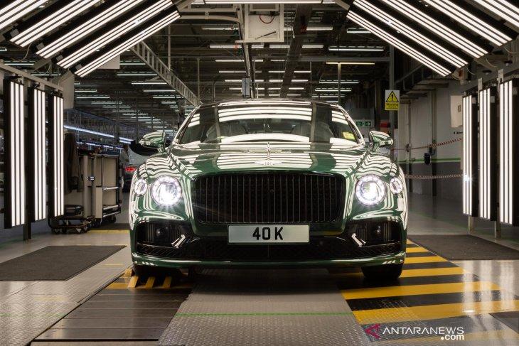 Bentley Flying Spur cetak rekor penjualan 1
