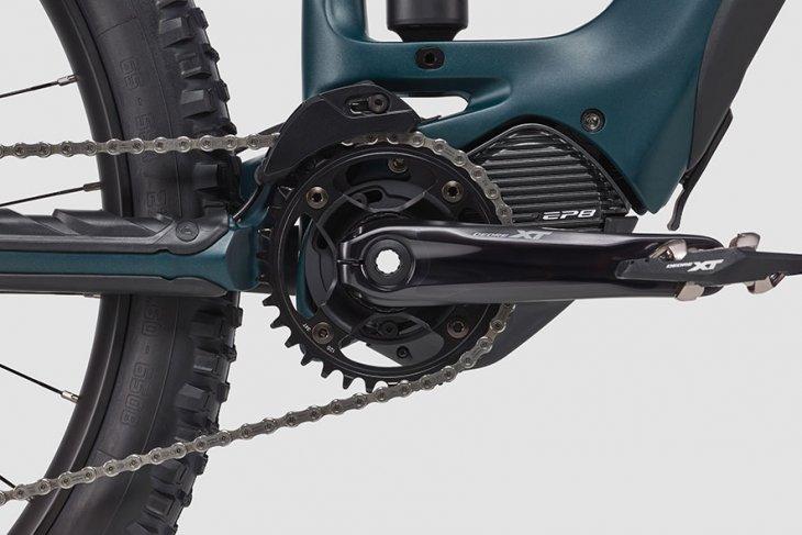 Shimano EP8, motor listrik untuk sepeda gunung 1