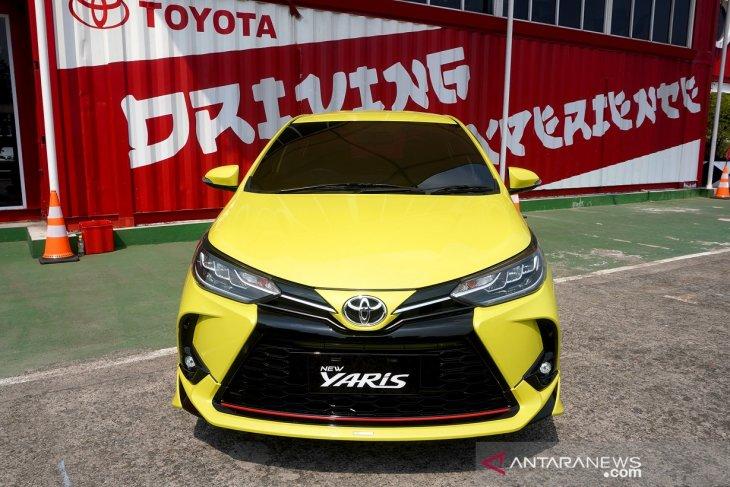 """Toyota New Yaris usung tampilan """"stylish"""" dan kelincahan berkendara 1"""