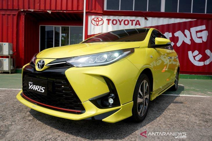 """Toyota New Yaris usung tampilan """"stylish"""" dan kelincahan berkendara 2"""