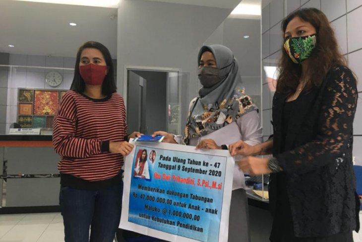 CCI bantu pendidikan anak jurnalis di Kota Ambon
