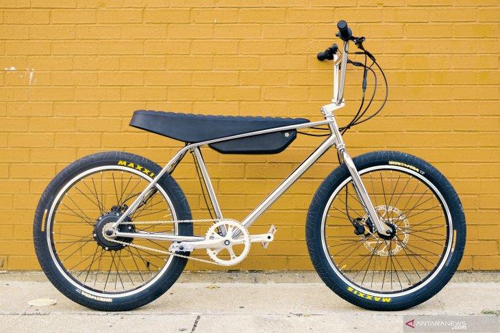 Sepeda BMX lahir kembali dengan penggerak listrik 1