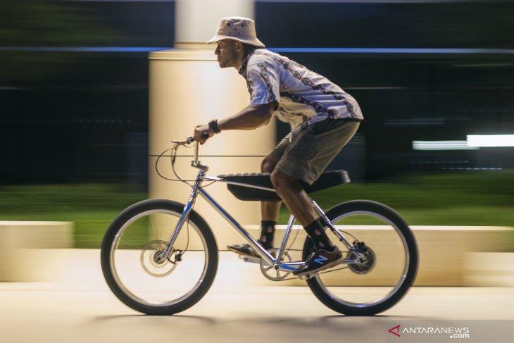 Sepeda BMX lahir kembali dengan penggerak listrik 2