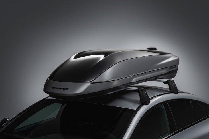"Bagi yang suka piknik, ""roof box"" Mercedes-AMG tersedia akhir tahun 1"